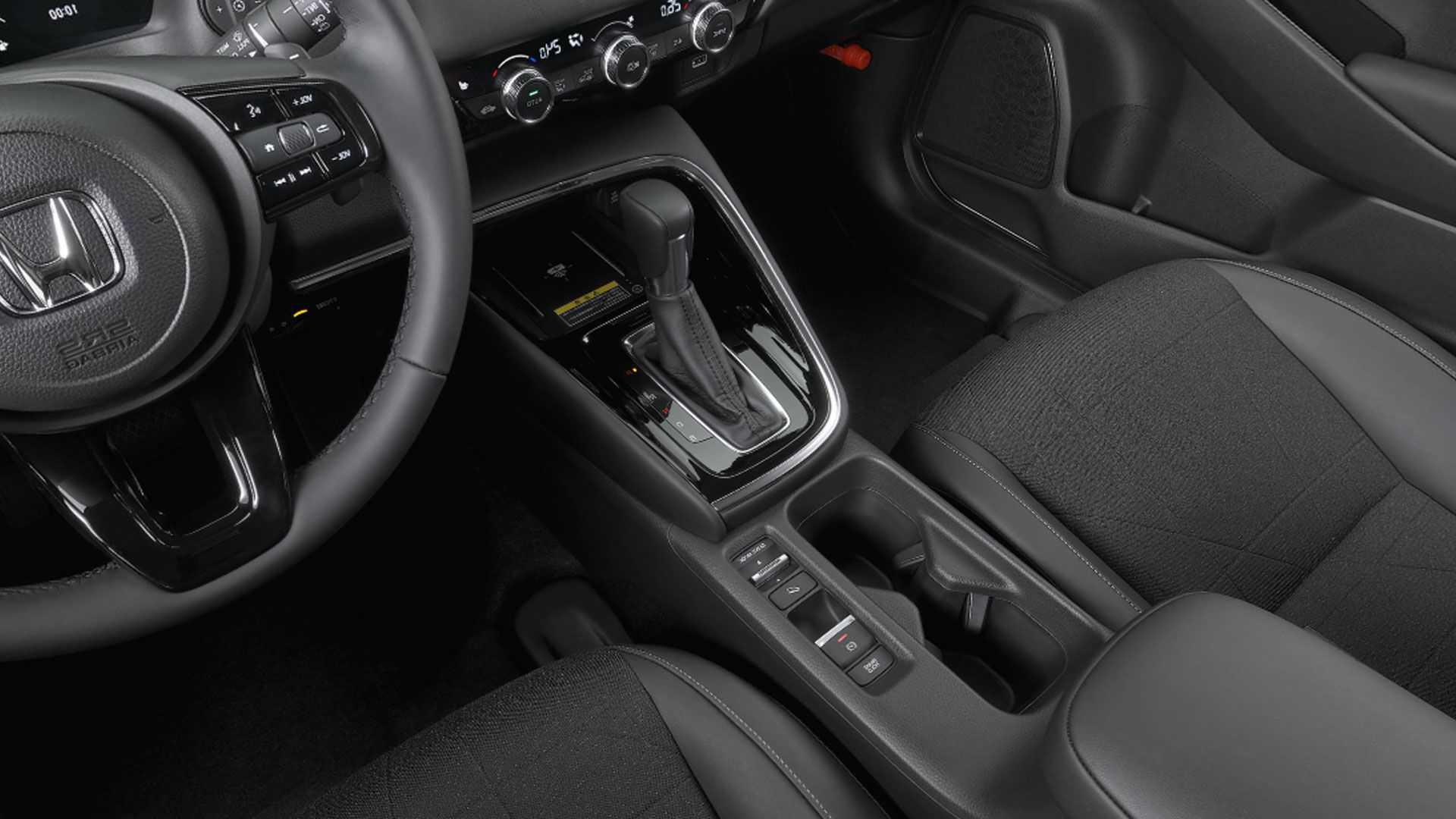 Novo Honda Hr V Console