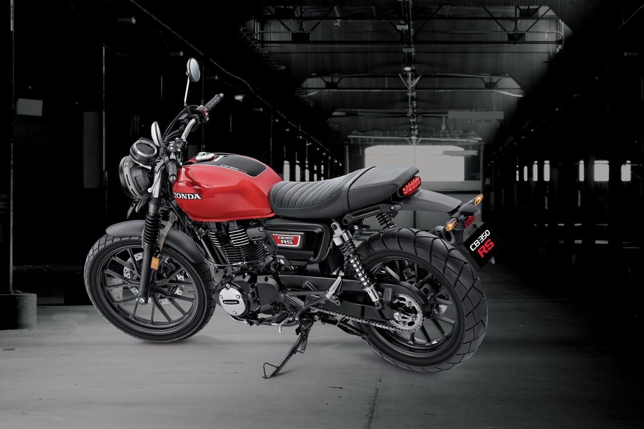 Thumbnail 3. Honda Cb 350 Rs