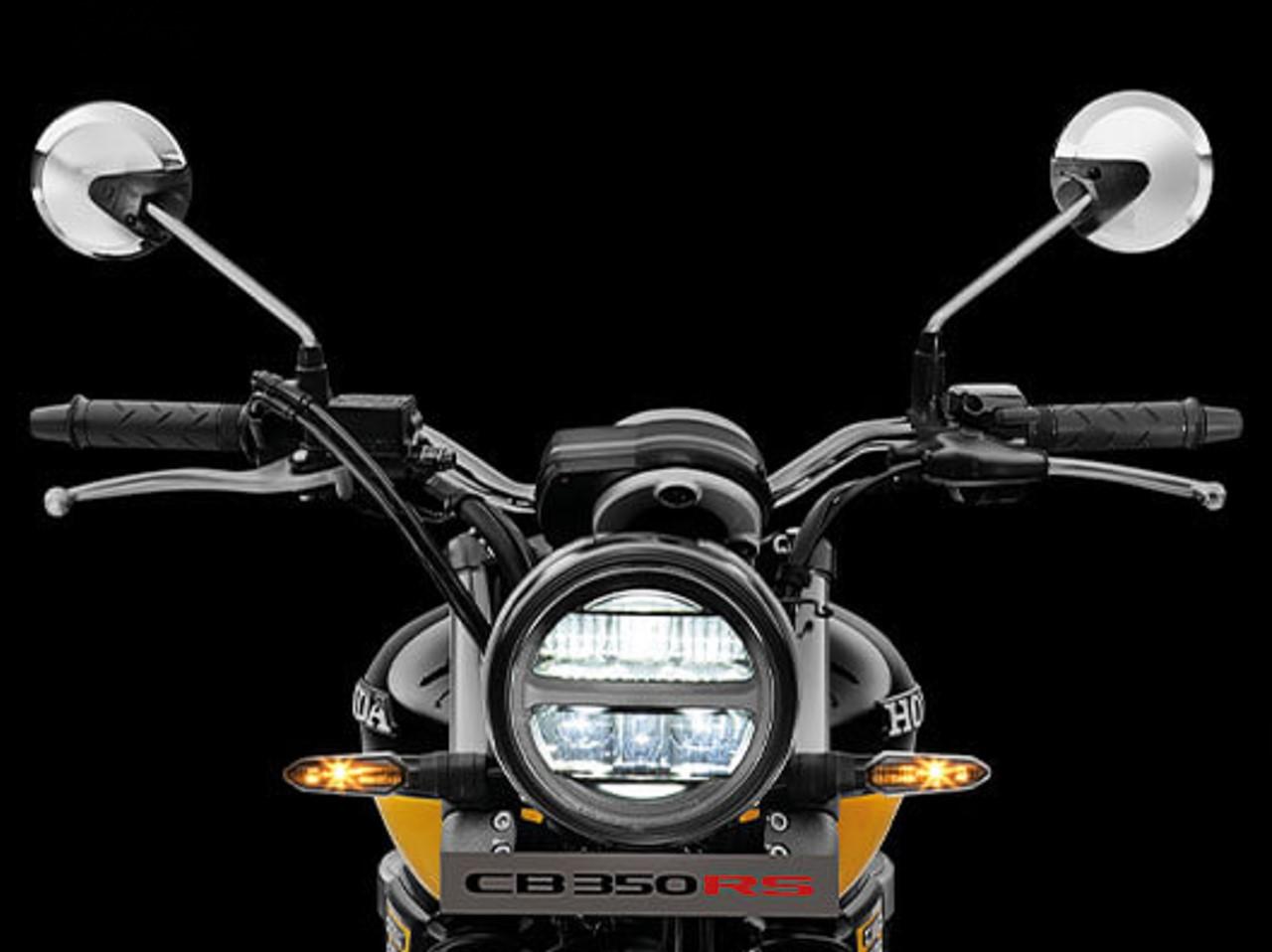 Thumbnail 6. Honda Cb 350 Rs
