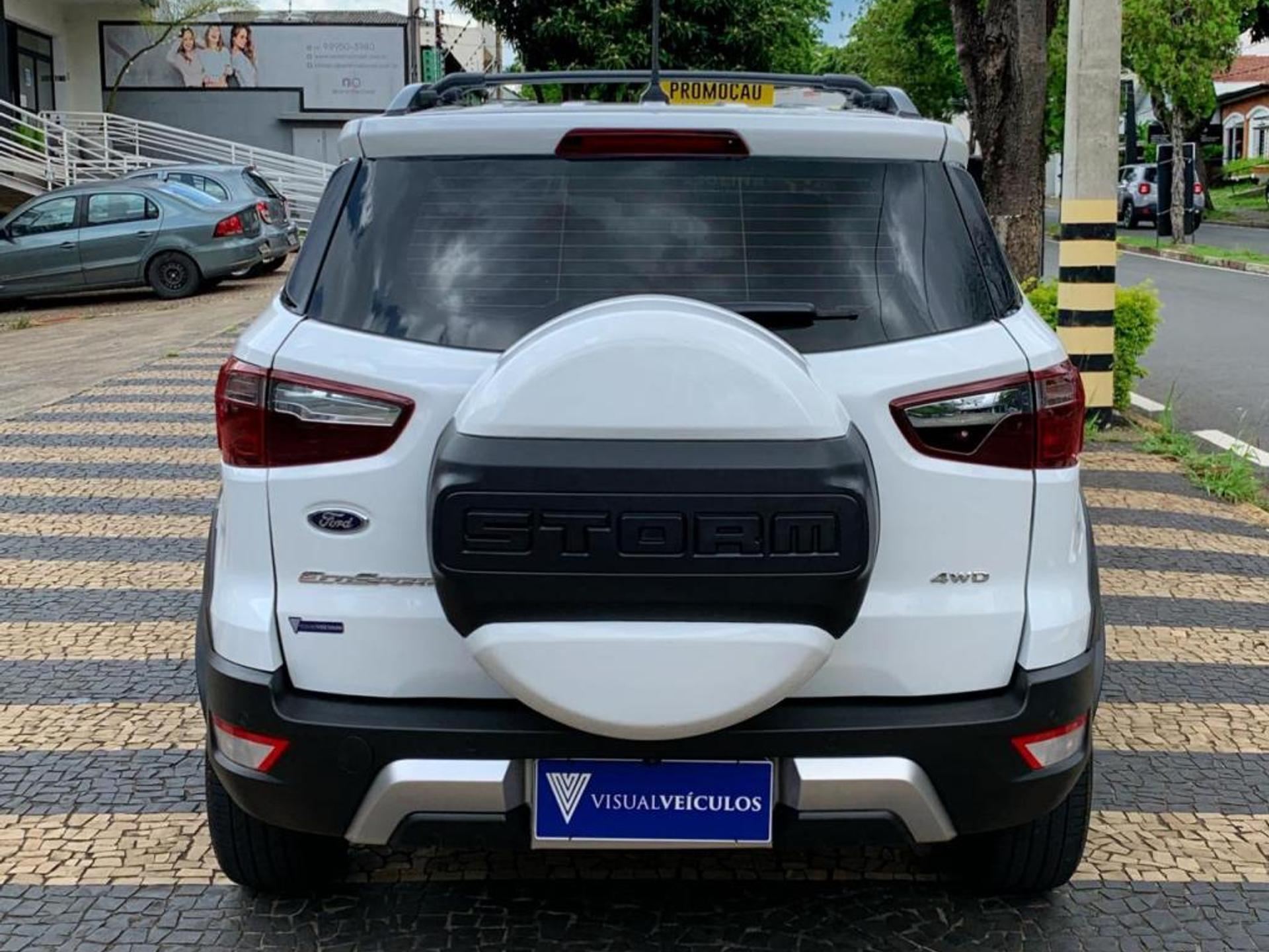 Ford Ecosport 2.0 Direct Flex Storm 4wd Automatico Wmimagem10153675855
