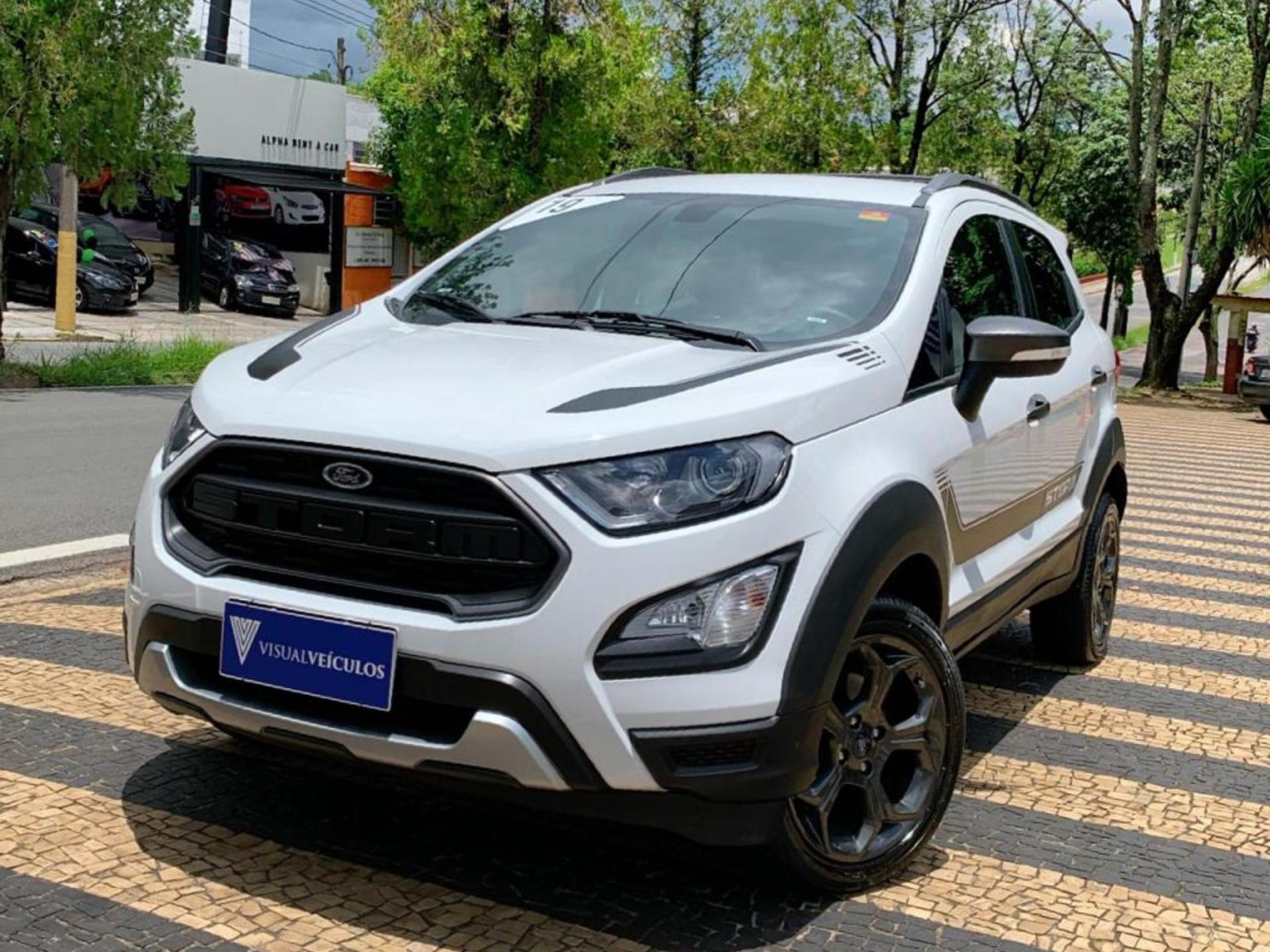 Ford Ecosport 2.0 Direct Flex Storm 4wd Automatico Wmimagem1015186507