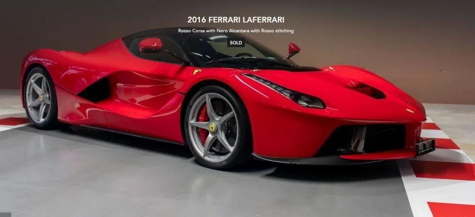 Ferrari LaFerrari carros sebastian vettel