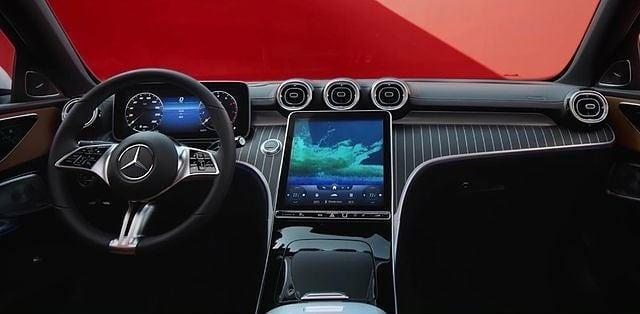 Novo Mercedes Classe C (3)