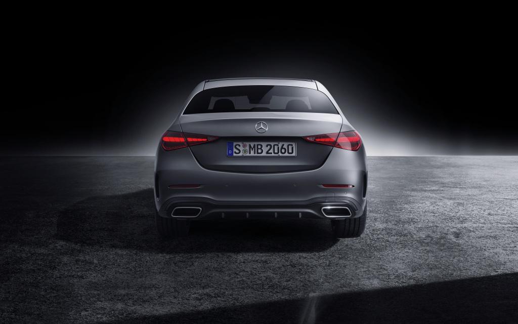 Mercedes Benz C Klasse, 2021 Mercedes Benz C Class, 2021