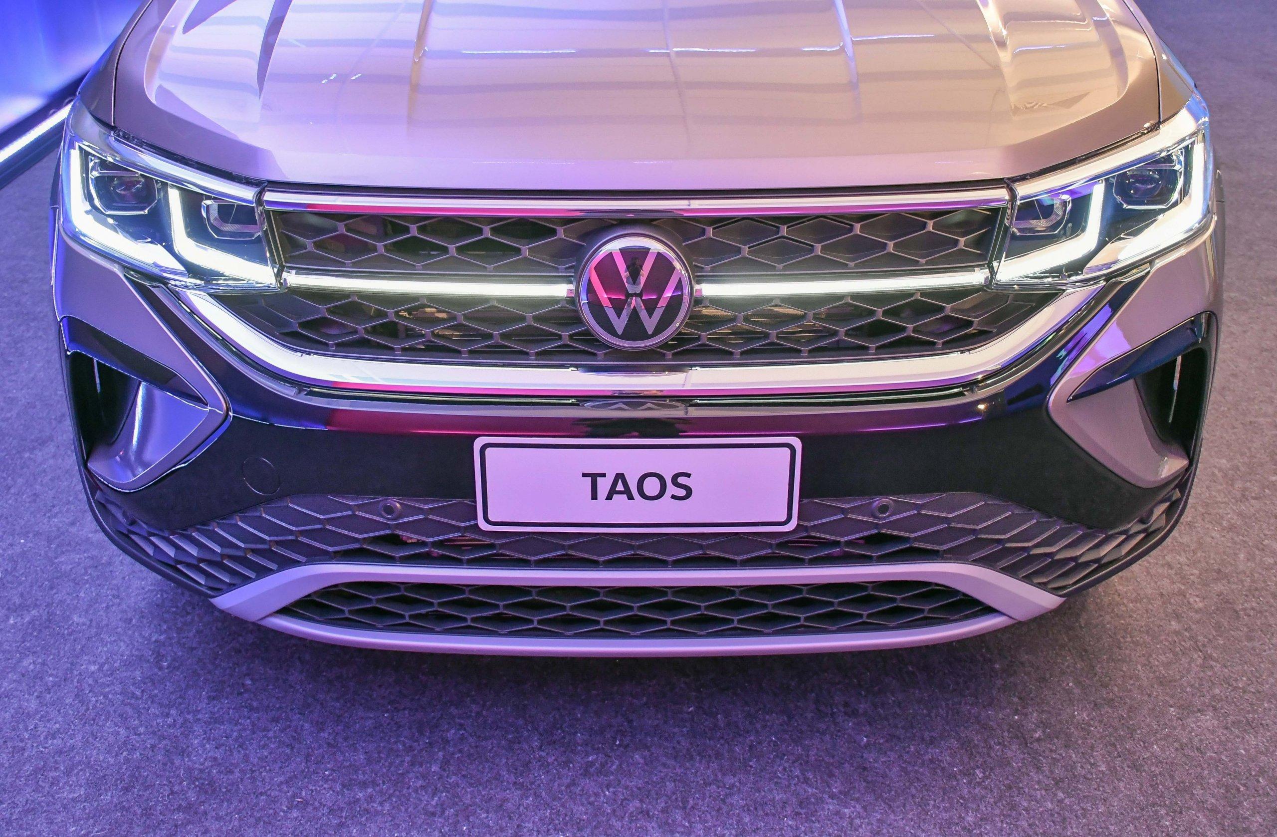 Volkswagen Taos Highline 250 TSI