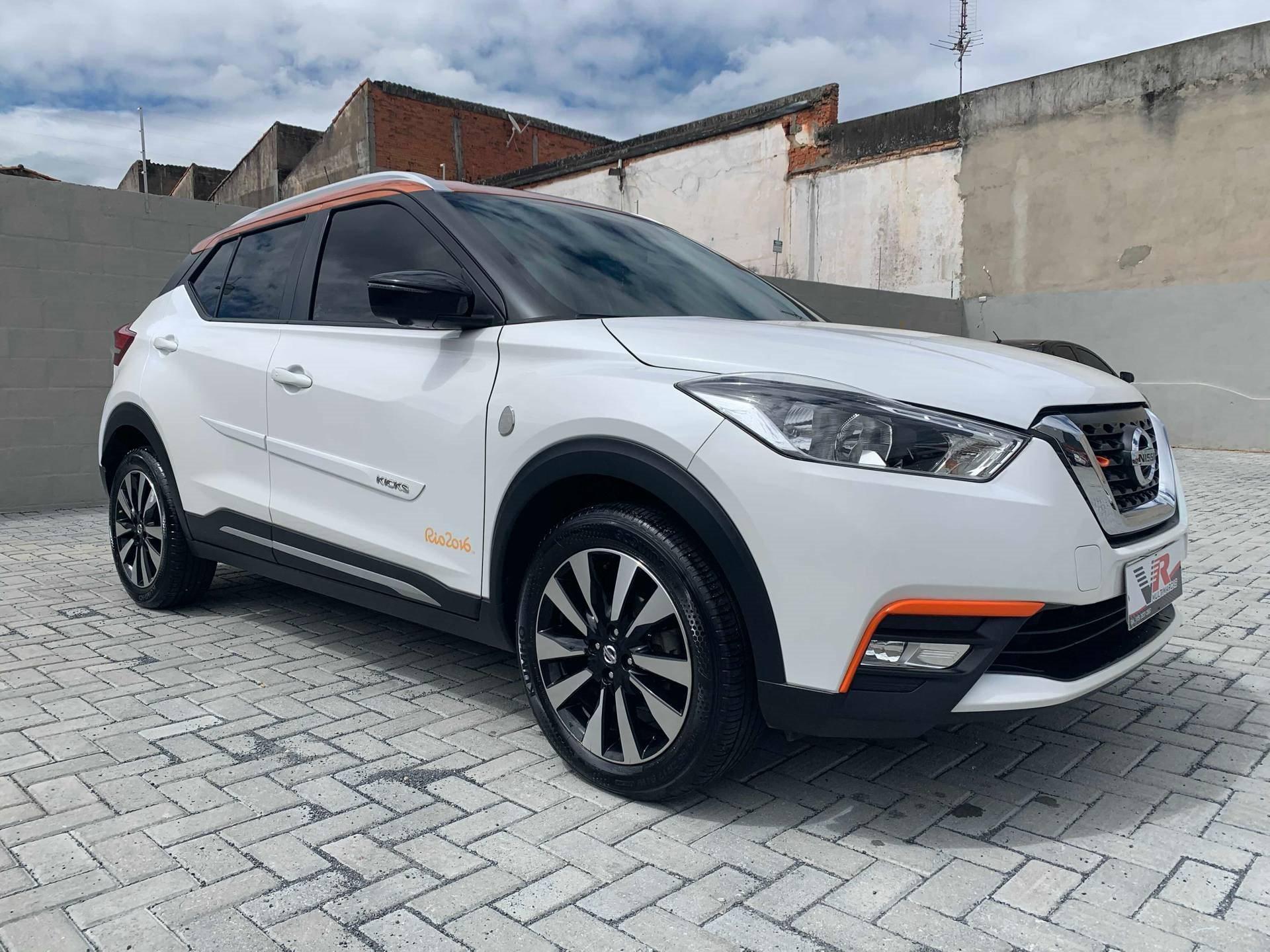 Nissan Kicks Rio 2016 Seminovo