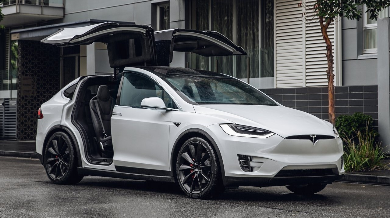 Thumbnail Tesla Model X