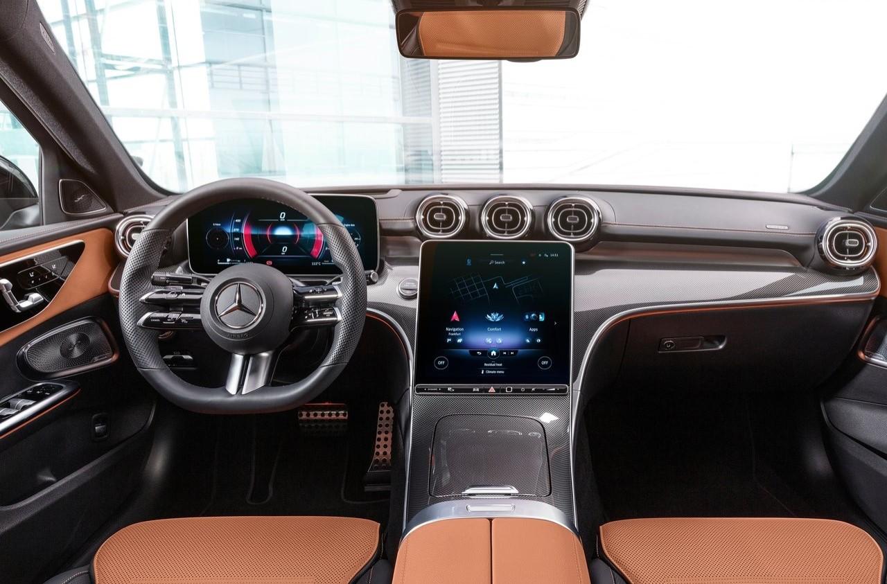 Thumbnail Mercedes Benz C Class 2022 1280 27