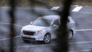 Honda Cr V 2023 Foto Espía 04