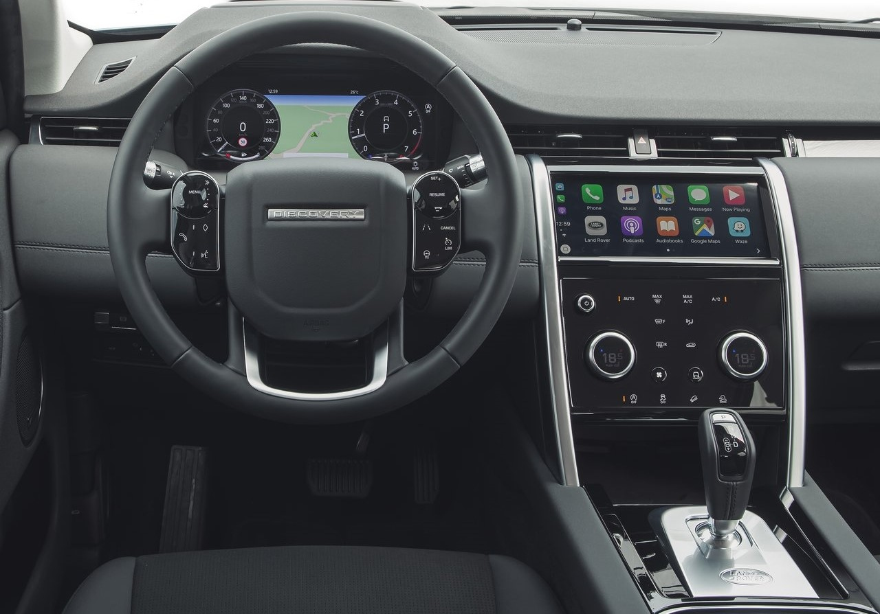Thumbnail Land Rover Discovery Sport 2020 1280 93