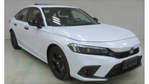 2022 Honda Civic Sedan Production Version For China (2)