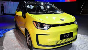 VW-JAC E10X