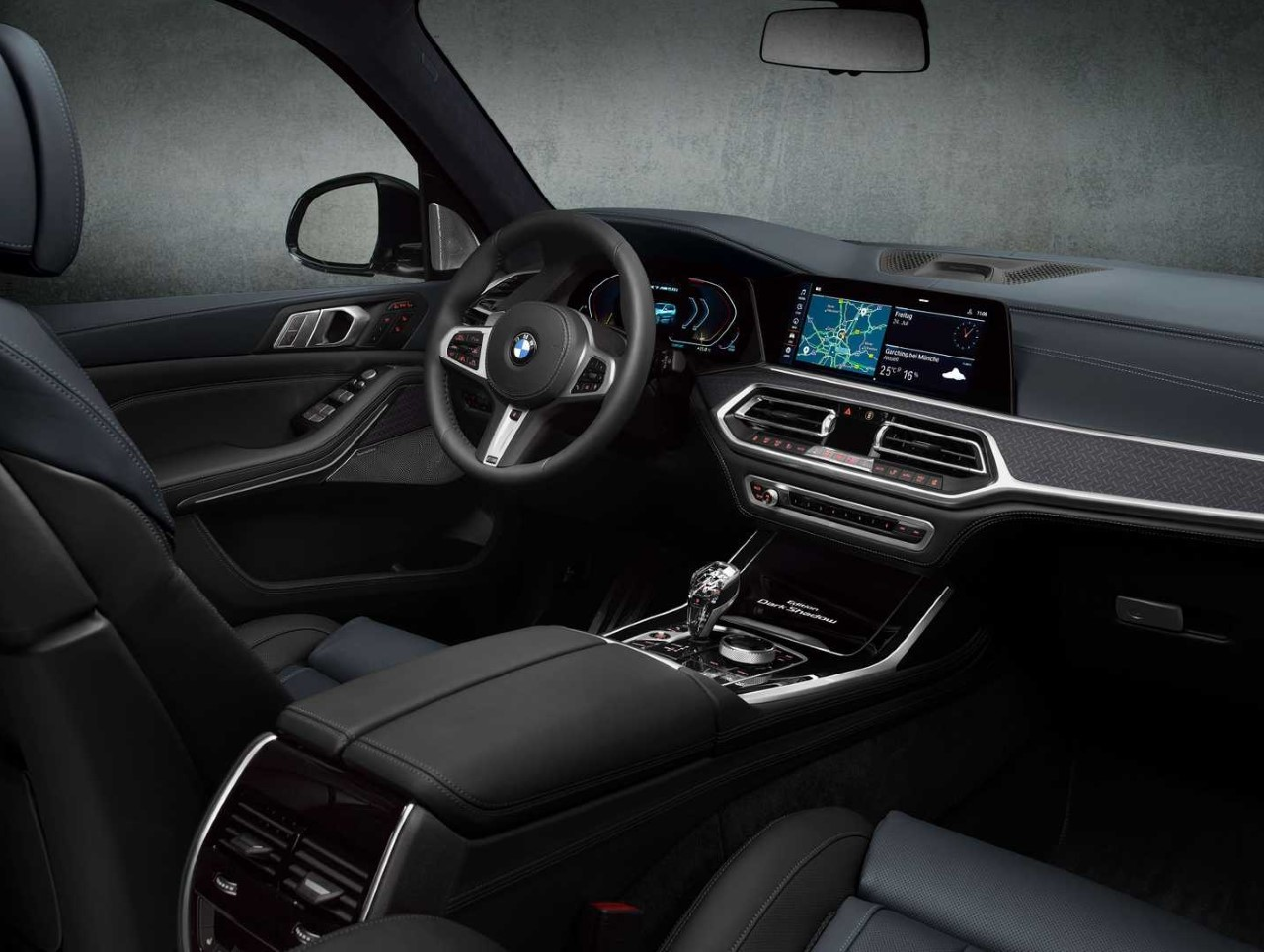 Thumbnail 2021 Bmw X7 Dark Shadow Edition Interior