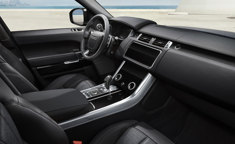 Range Rover Sport Hse Dynamic Black Interior