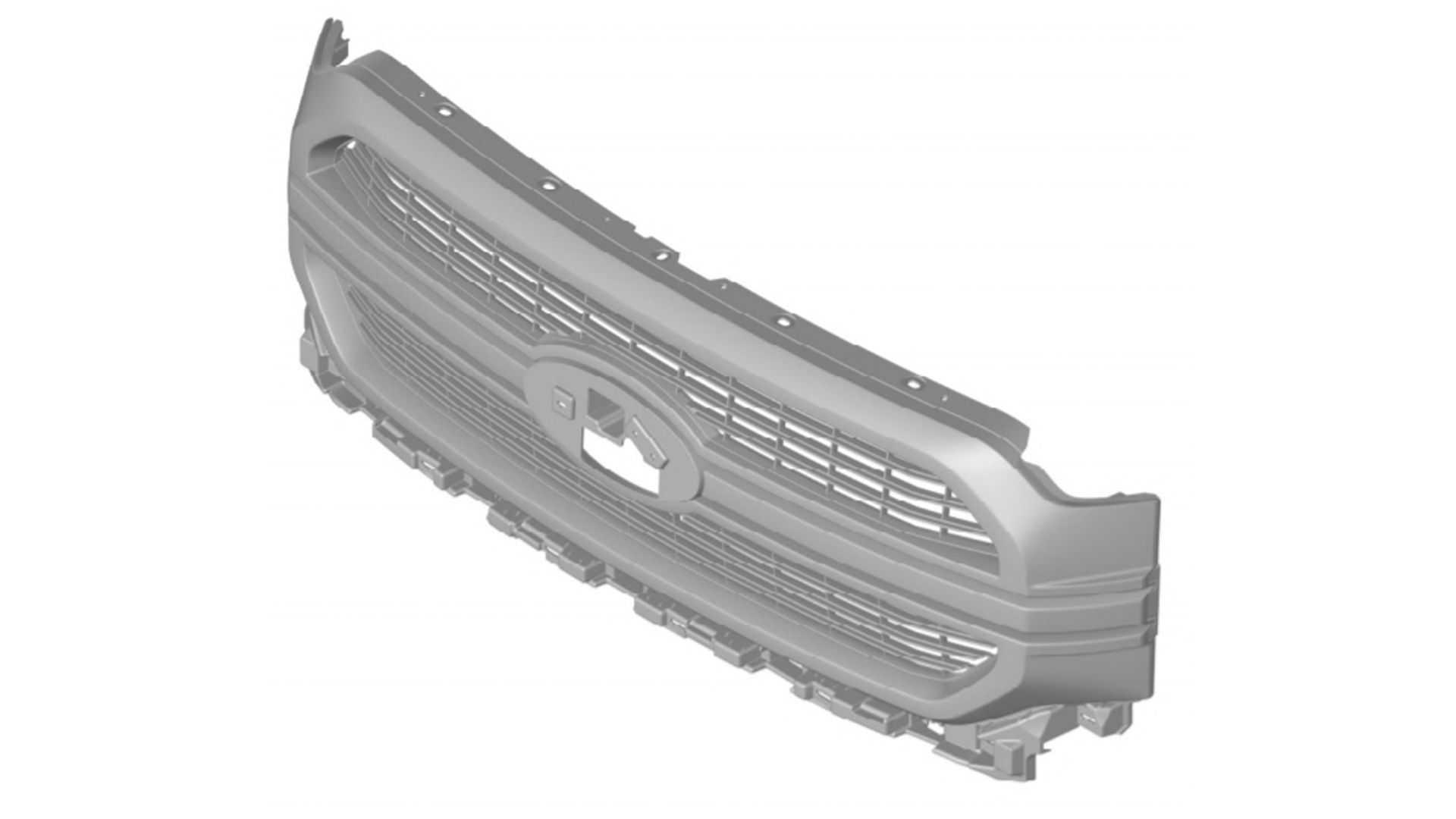 Patente Ford F 150
