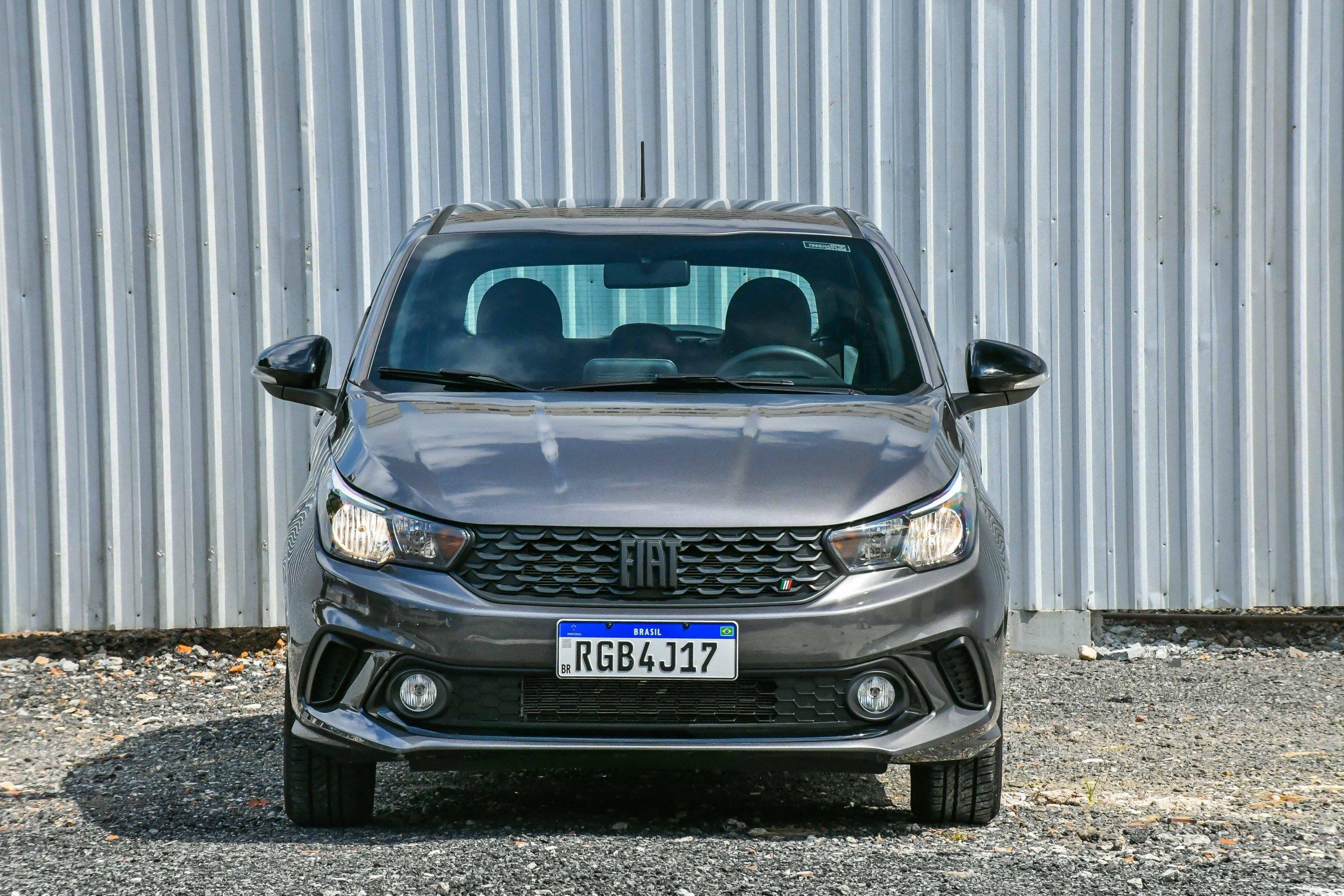 Fiat Argo Drive 1.3 S-Design 2021