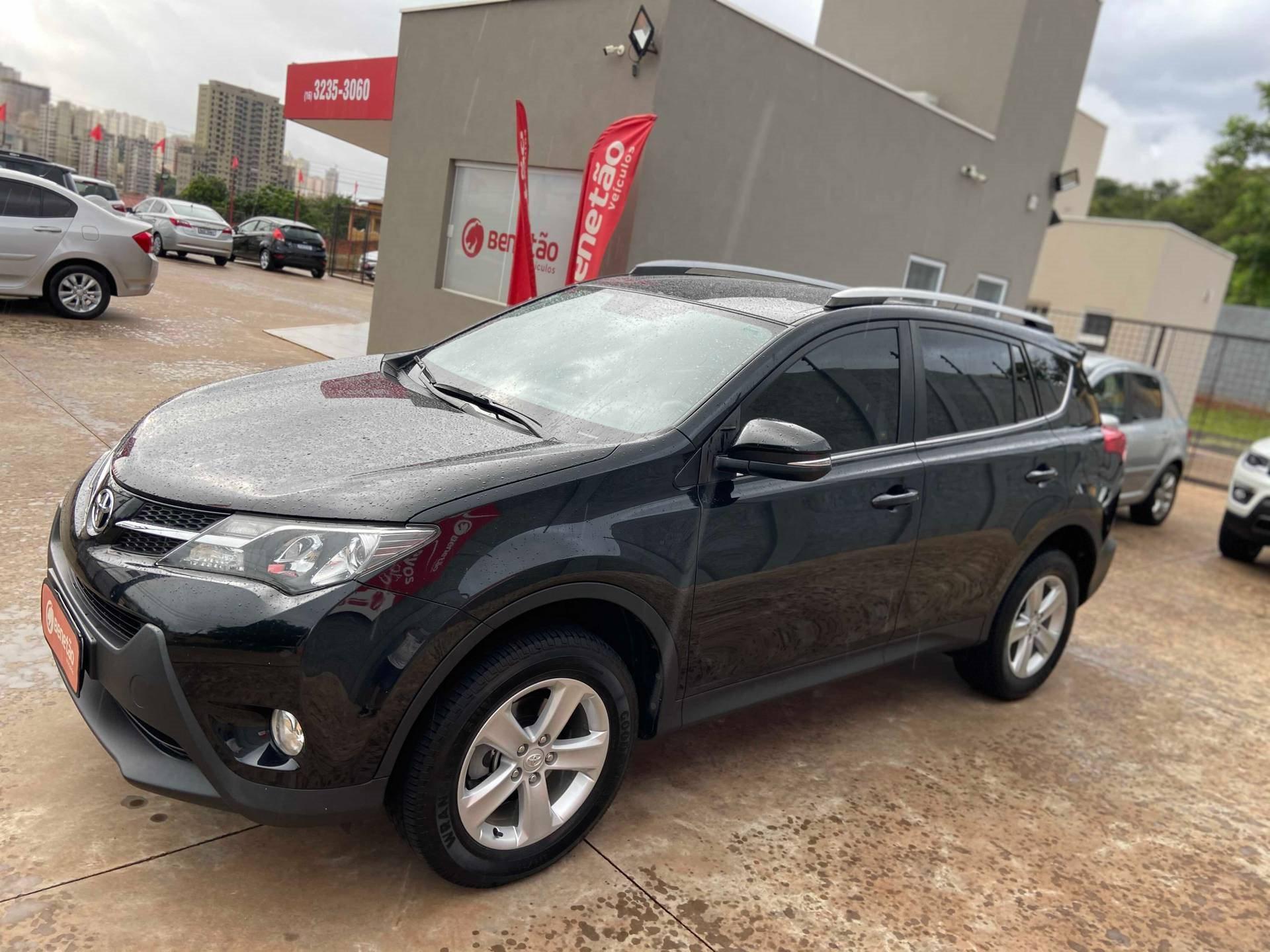 Toyota Rav4 2.0 4x2 16v Gasolina 4p Automatico Wmimagem17130237459
