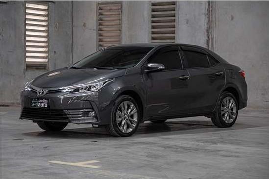 Toyota Corolla 2.0 Xei 16v Flex 4p Automatico Wmimagem12311317929