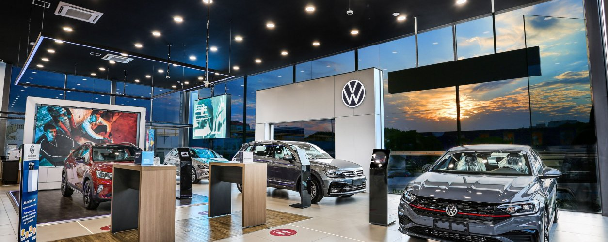 Concessionária Volkswagen