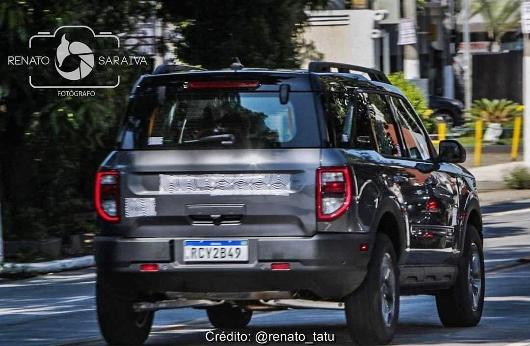 Thumbnail Ford Bronco Flagra Sp Renato Saraiva