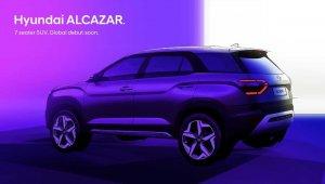Hyundai Alcazar, o Creta de 7 lugares