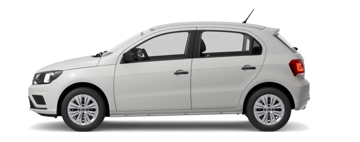 VW Gol hatches segurança