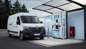 Renault Master ZE Hydrogen - Van a hidrogênio (2)