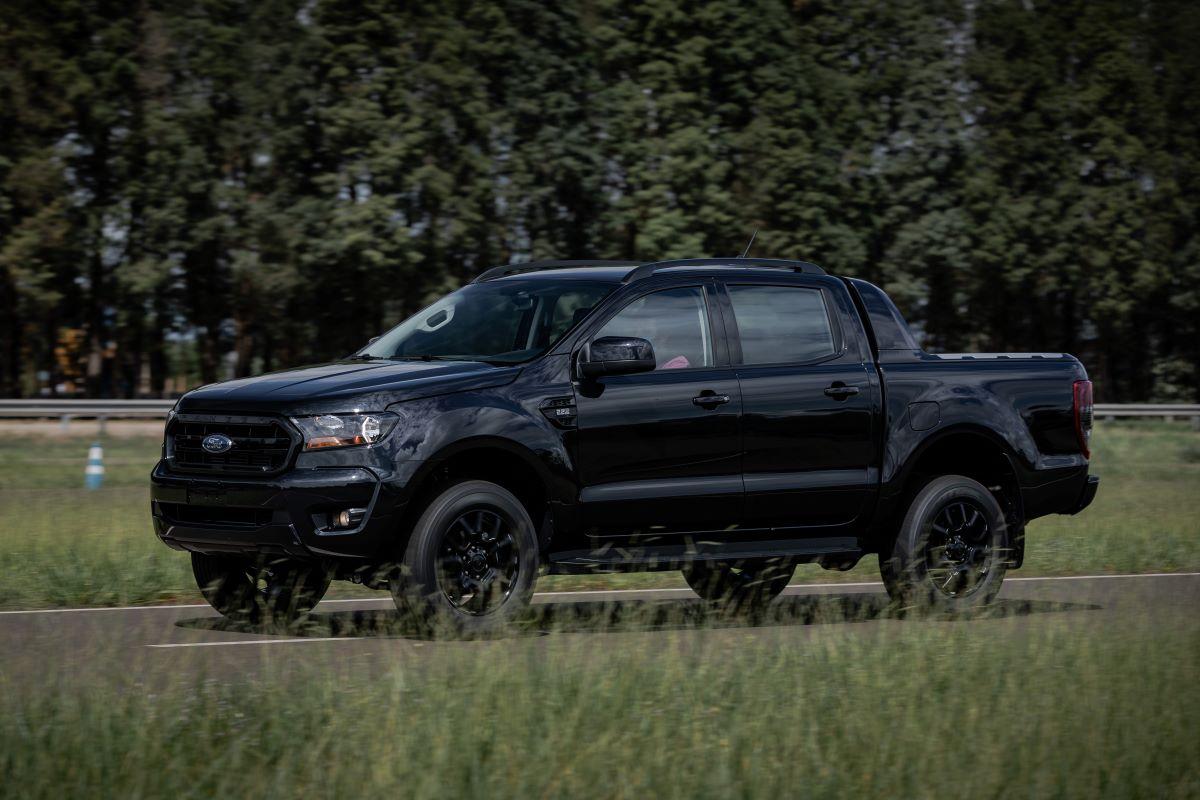 Ranger Black 4140