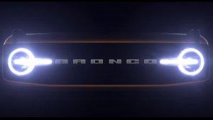 Teaser Ford Bronco Brasil