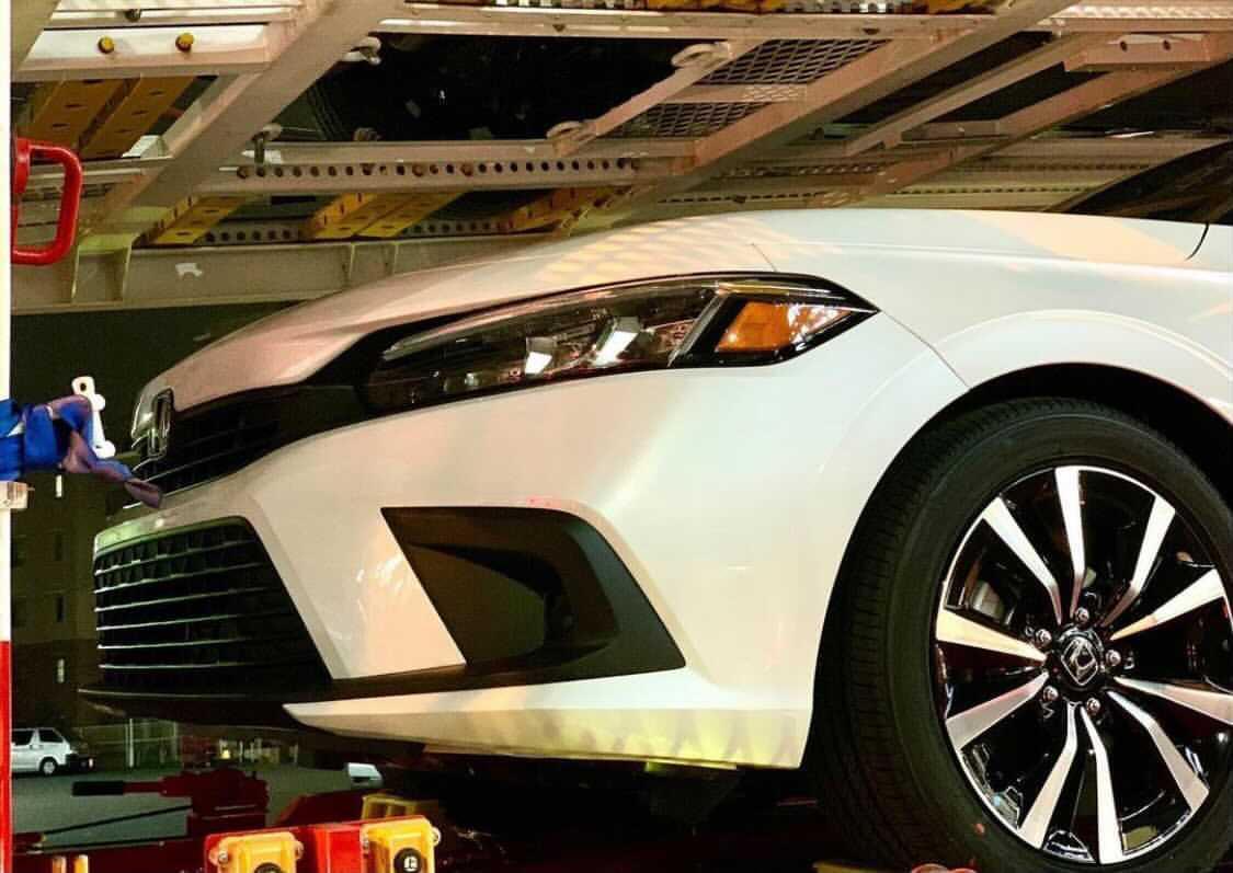 Honda Civic 2022 01