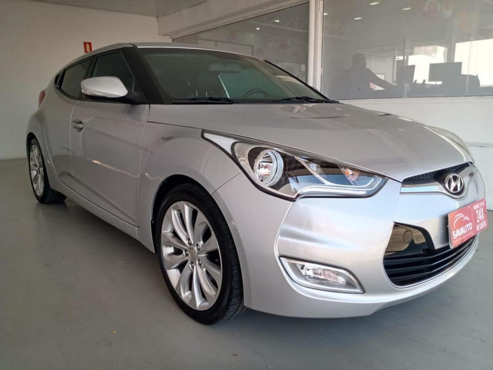 Hyundai Veloster 1.6 16v Gasolina 3p Automatico Wmimagem19405748169