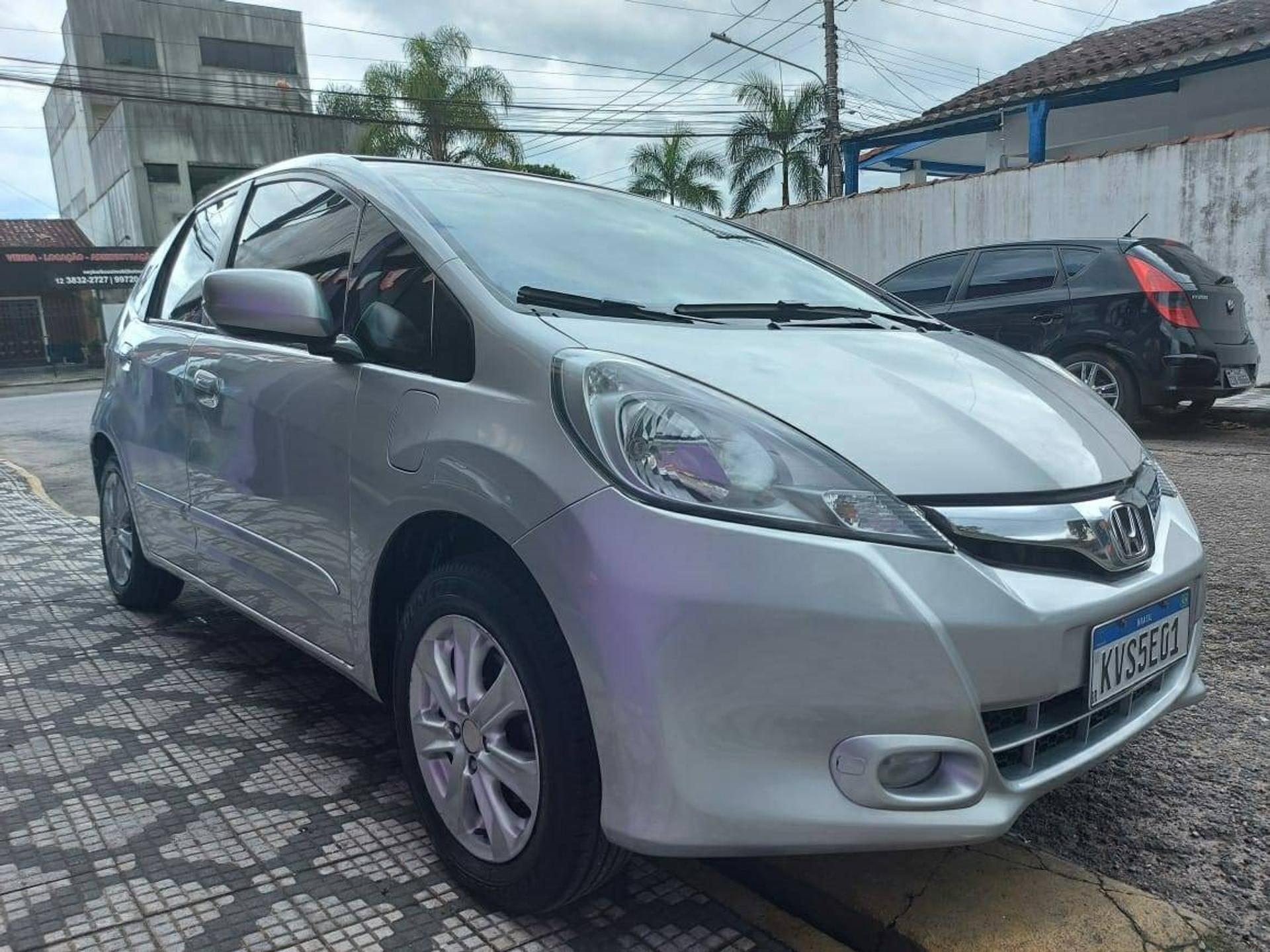 Honda Fit 1.4 Lx 16v Flex 4p Automatico Wmimagem08532663465
