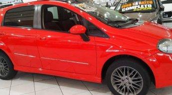 Fiat Punto 1.8 Sporting 16v Flex 4p Manual Wmimagem10253131797