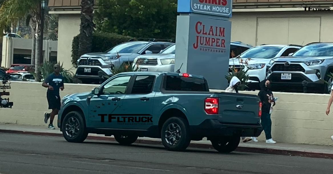 Thumbnail Ford Maverick 2022 02