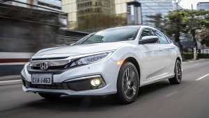 Thumbnail Honda Civic Touring