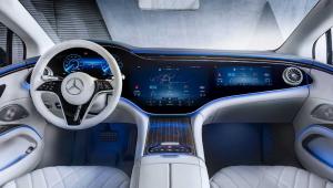 Mercedes Benz Eqs Interior (1)