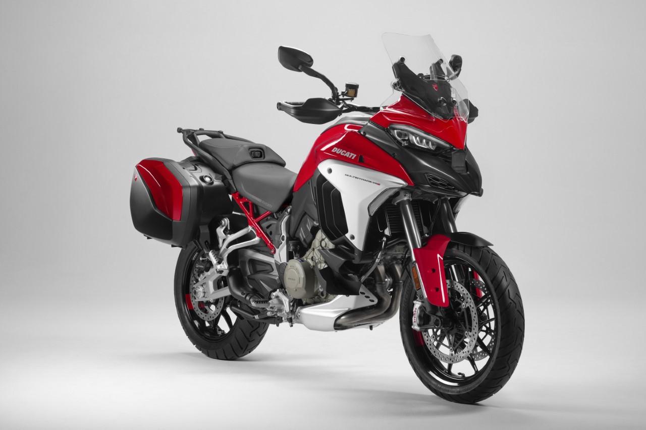 Thumbnail 2. Ducati Multistrada V4 S