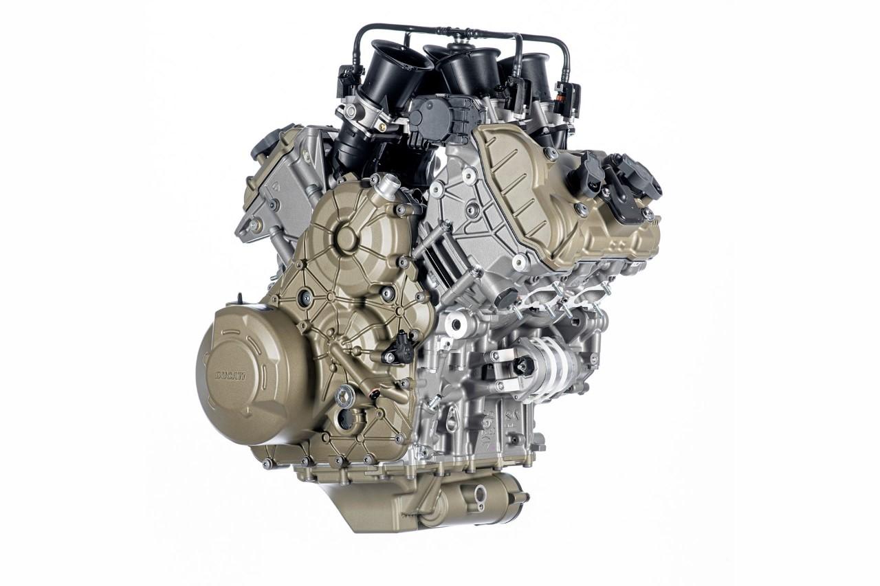Thumbnail 3. Motor Ducati Multistrada V4