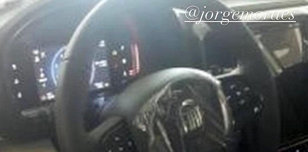 Fiat Toro Interior Flagrante