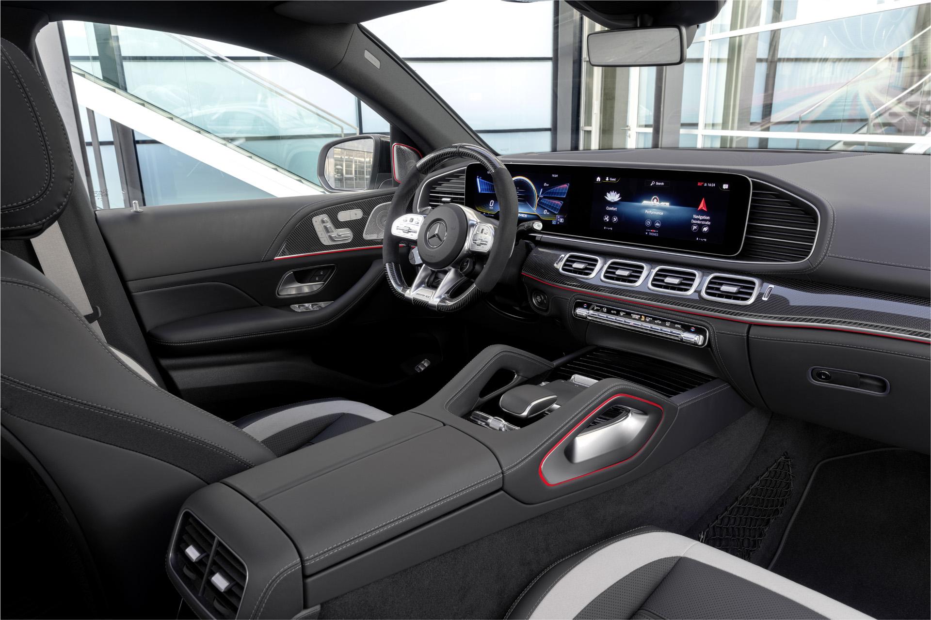 Mercedes-AMG GLE 63S Coupé