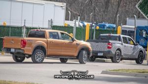 Thumbnail Ford Maverick Vs Ford Ranger Tamaño 02