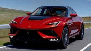 Ferrari Purosangue Projeção