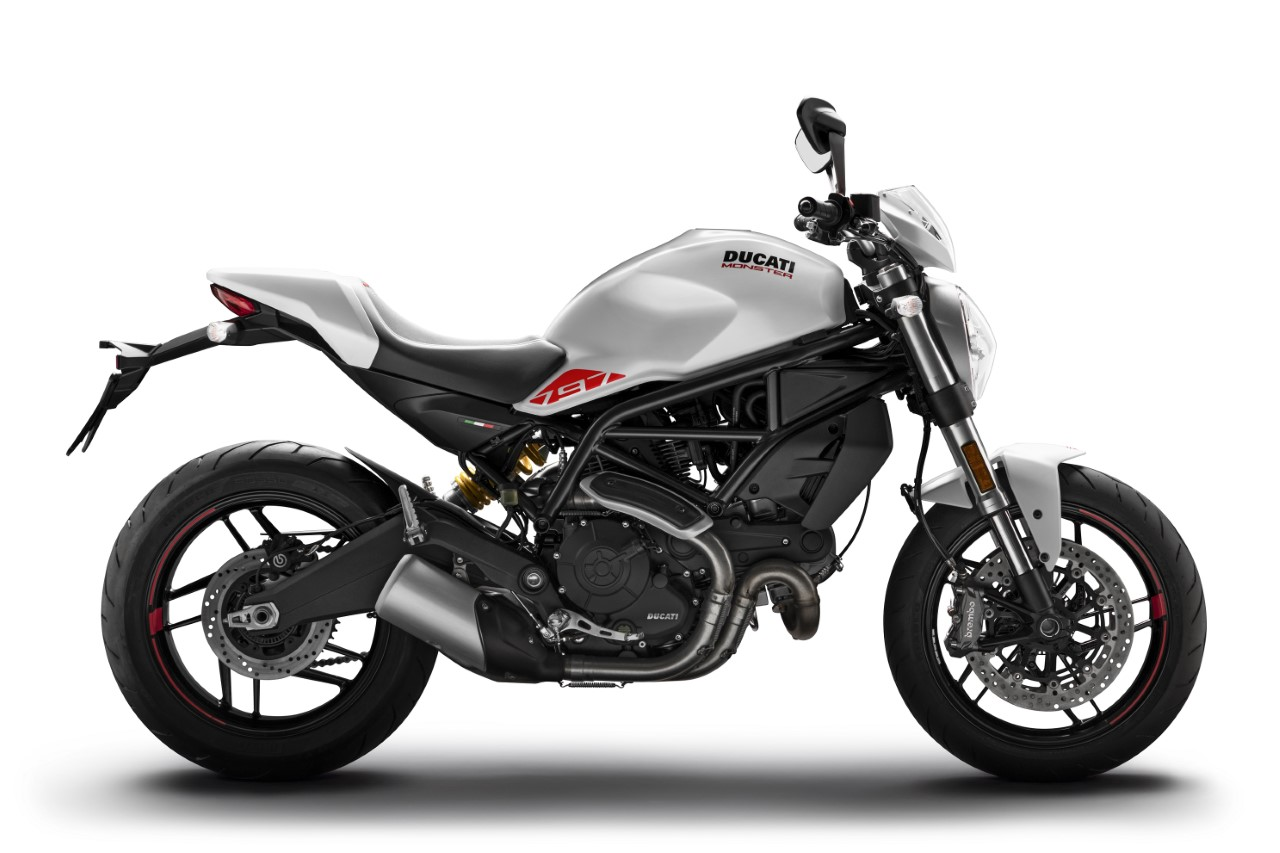 Thumbnail 2. Ducati Monster 797