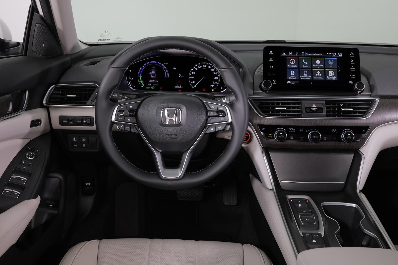 Honda Accord Híbrido (9)