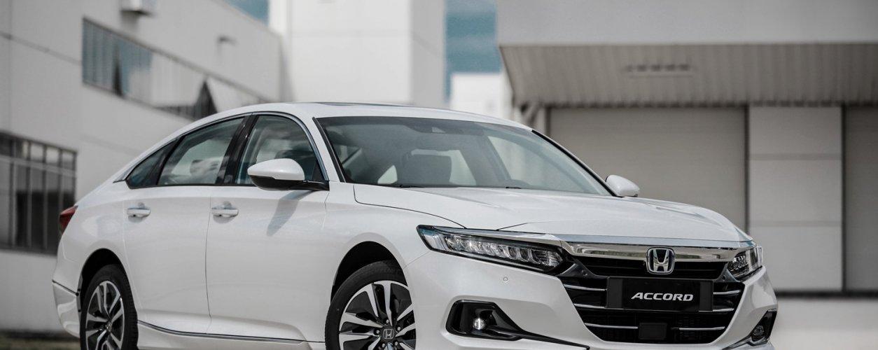 Honda Accord Híbrido (1)