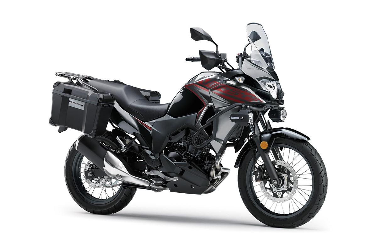 Thumbnail 3. Kawasaki Versys X 300 Tr