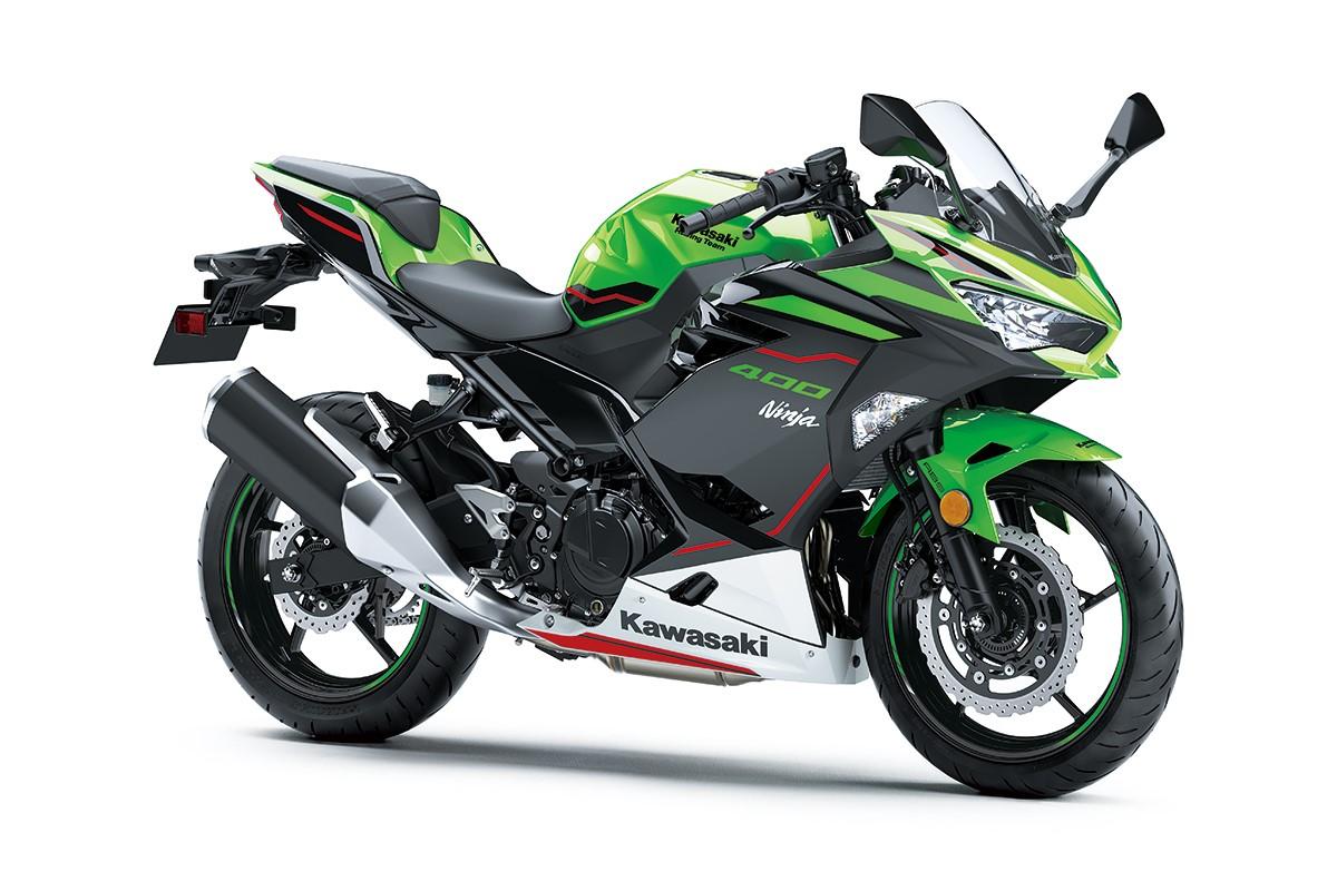 Thumbnail 4. Kawasaki Ninja 400