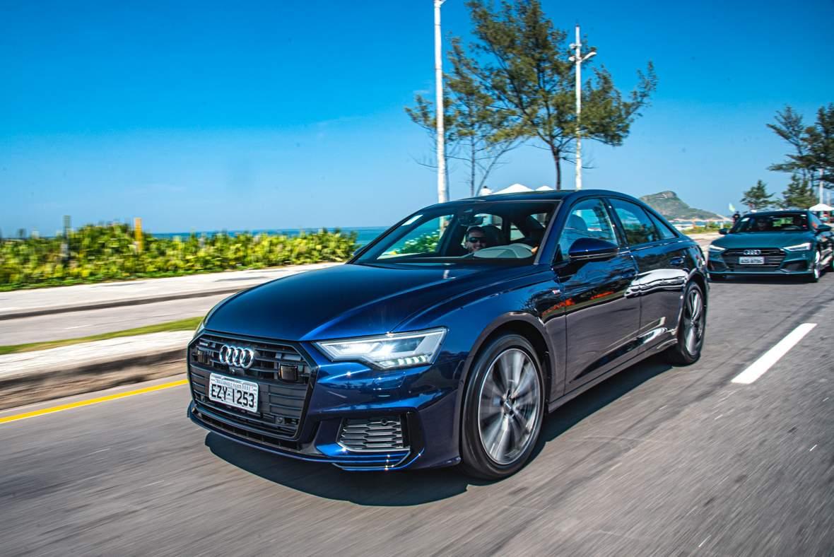 Novo Audi A7 2020 Brasil (2)