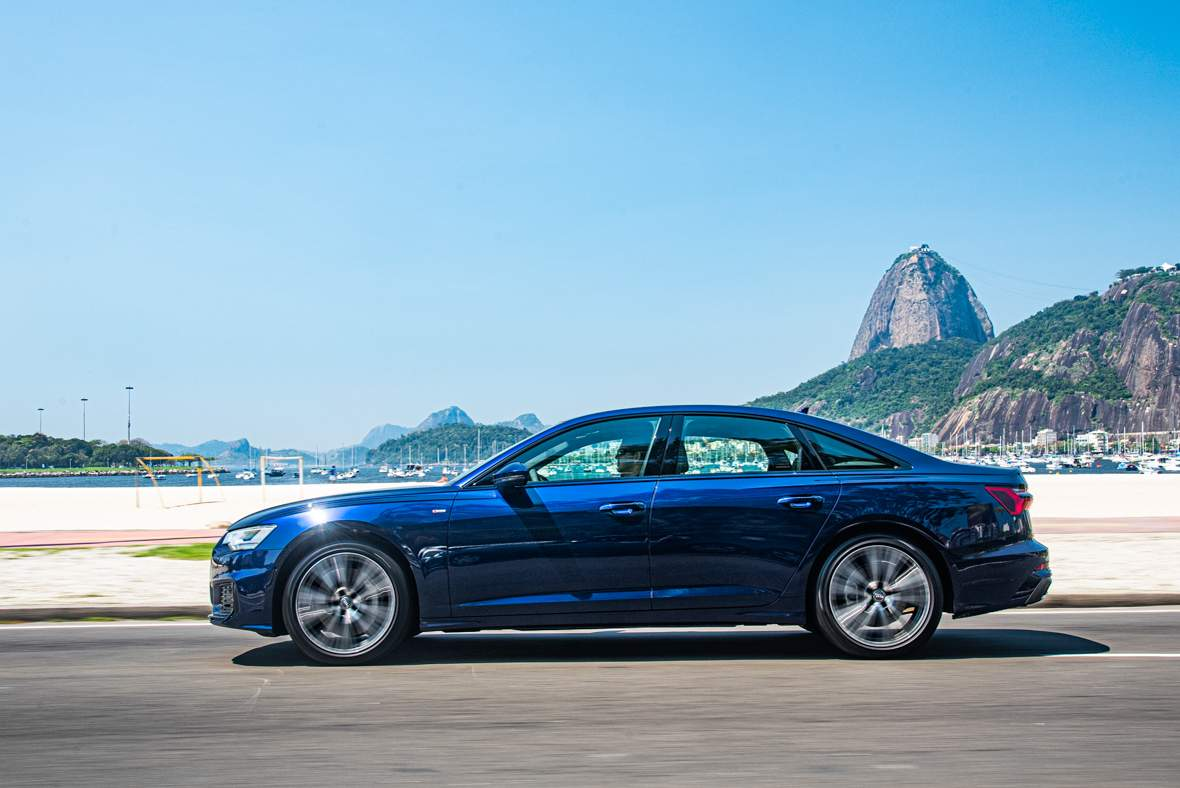 Thumbnail Novo Audi A7 2020 Brasil (23)