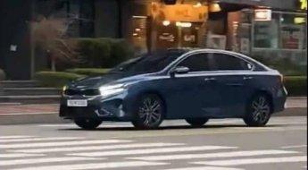 Kia Cerato 2022 Flagra